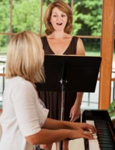 Becoming a singing teacher