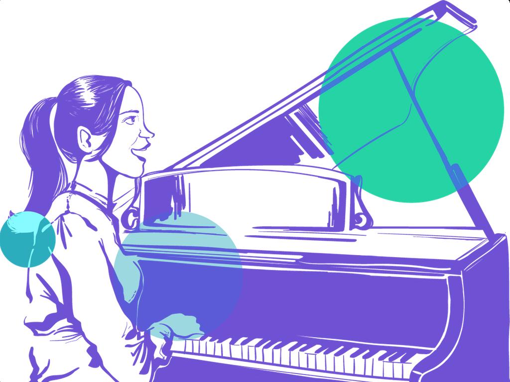 Be a singing teacher